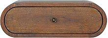 Artisan Furniture Cabinet, Wood, Chestnut, One Size