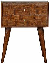 Artisan Furniture CABINET, Wood, Chestnut, Single