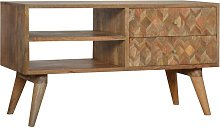 Artisan Furniture Solid Mango Wood Assorted OakIsh