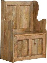 Artisan Furniture Solid Mango Wood Small Wood