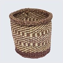 Artisans & Adventurers - Kenyan Small Sisal Basket