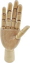 Artist Wood Hand Model Hand Manikin Adjustable