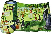 ArtsInHistory Kit Glasses Case and Cleaning Cloth
