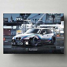 Artwork Wallpaper B M W S1000RR Superbike Muscle