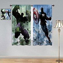 ARYAGO Decorative Curtain Marvel Avengers