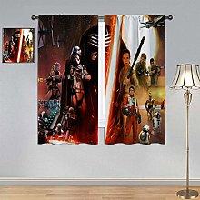 ARYAGO Rod Pocket Top Blackout Curtains/Drapes