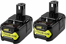 ARyee RB18L25 Cordless Tool Battery Compatible