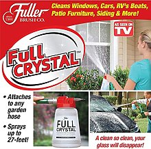 AS SEEN ON TV!! Full Crystal Window and All