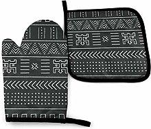 Asa Dutt528251 Black White Tribal Ethnic Geometry