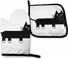 Asa Dutt528251 Cat Black White Line Art Animal