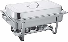 ASAB 13.5L Chafing Dish Double Compartment