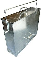 Ash Box Galvanised for Fires & Woodburners