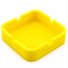 Ash Trays Household Small Items Silicone Square