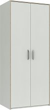 Ashdown 2 Door Wardrobe - White