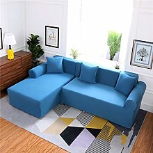 ASHFAT Solid Color Sofa Covers for Living Room It