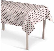 Ashley Tablecloth Dekoria Size: 130cm W x 180cm L,