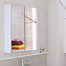 Ashton 600 mm Storage Mirror Cabinet