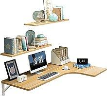 Ashton Corner Folding Computer Table,Folding