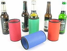 asiahouse24 4 x Colourful Mix Drinks Coolers -