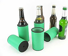 asiahouse24 5 x Green Drinks Coolers, Beer Cooler,
