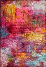 Asiatic Amelie Abstract Rectangle Woven Rug -