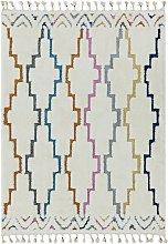 Asiatic Ariana Shaggy Trellis Rectangle Rug -