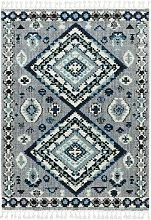 Asiatic Cyrus Persian Shaggy Rectangle Rug -