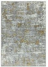 Asiatic Orion Abstract Yellow Rug