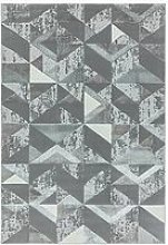Asiatic Orion Flag Silver Rug