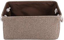 Asixx Foldable Storage Boxes, Foldable Fabric