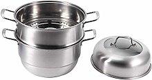Asixxsix Kitchen Steamer, Soup Cooker, Waterproof