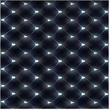 ASKLKD Lights4fun LED Powered Garden Fairy Net