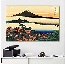 ASLKUYT hirty-six Views of Mount Fuji Famous