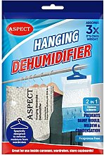 Aspect 6 Pack Moisture Absorber Hanging Bags,