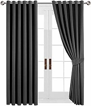 Aspire Homeware Blackout Curtains for Bedroom 46 x