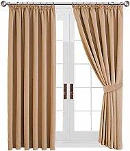 Aspire Homeware Blackout Curtains for Living Room