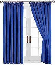 Aspire Homeware Short Blackout Curtains for