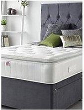 Aspire Natural Cashmere Pillowtop Mattress - Medium