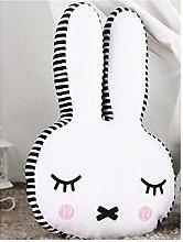 Asskanaer Cute Rabbit Toy Cushions Super Soft