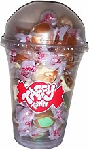 Assorted Caramel Salt Water Taffy Cup