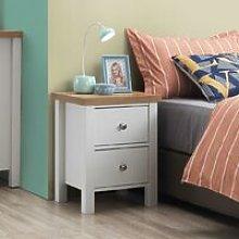 Astbury Bedside Cabinet Bedroom Furniture