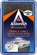 Astonish C8600 Oven & Grill Cleaner with Sponge