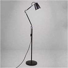 Astro Lighting - Black Atelier Floor Lamp Base -