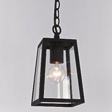 Astro Lighting - Black Calvi Outdoor Pendant Light