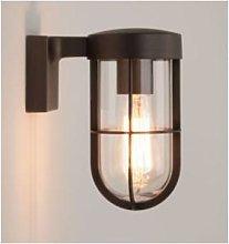 Astro Lighting - Bronze Cabin Wall Light -
