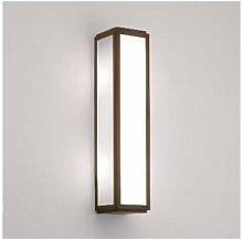 Astro Lighting - Bronze Mashiko Bathroom Wall