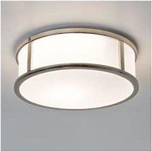 Astro Lighting - Chrome Mashiko Round Ceiling