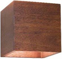 Astro Lighting - Cremona Walnut Wall Light - Brown