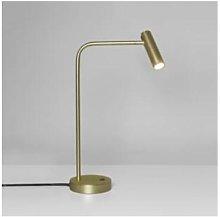 Astro Lighting - Matt Gold Enna Desk Lamp - Gold
