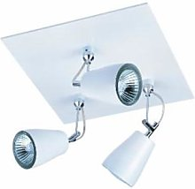 Astro Lighting - White Polar Triple Spotlight -